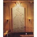 Dekoration von Wanden und Decken 800000004157
