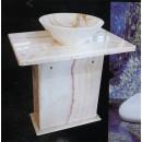 Waschbecken und Spiegel 800000004784