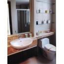 Waschbecken und Spiegel 800000004793