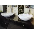 Waschbecken und Spiegel 800000004796