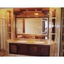 Waschbecken und Spiegel 800000004797