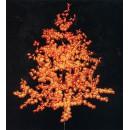 Leuchtende Bäume und Dekor 800000006986