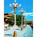 Straße und Parkbeleuchtung 130040100616