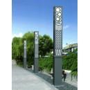 Straße und Parkbeleuchtung 130040100723