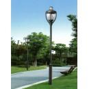Straße und Parkbeleuchtung 130040100949