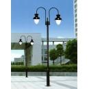 Straße und Parkbeleuchtung 130040101002