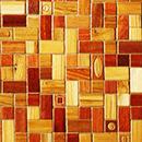 Mosaik aus Holz (8)