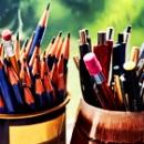 Bleistifte und Kugelschreiber (45)