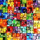 Mosaikglas (66)
