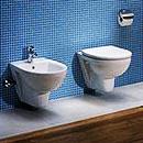WC mit Spülkasten (36)