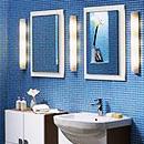 Waschbecken und Spiegel (237)